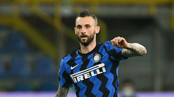 """""""Partita scandalosa!"""", Brozovic e l'emoticon del pagliaccio dopo Juve-Inter"""