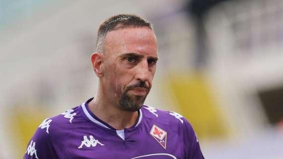 """""""Ti ricordi in Trentino?"""", Ribery regala due maglie a Insigne e Zielinski"""