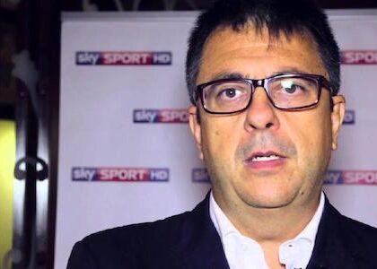 Flavio Tranquillo: «È ridicolo legare vittorie e sconfitte al solo allenatore»