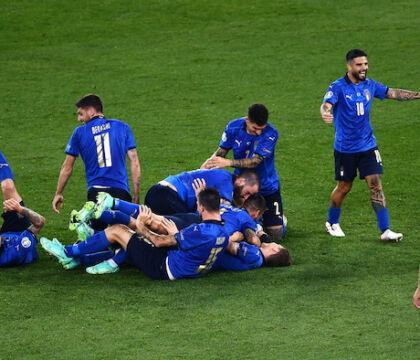 L'Italia è agli ottavi, giocherà a Wembley o ad Amsterdam