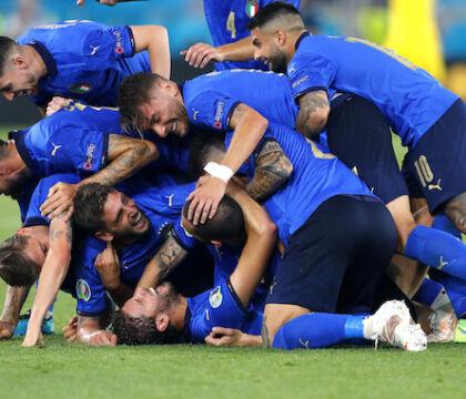 Locatelli e Berardi, l'Italia incanta l'Europa con la forza della provincia