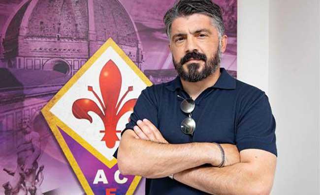 """Caos Fiorentina, Cerchione: """"Gattuso rassegna le dimissioni, scelto il sostituto?"""""""
