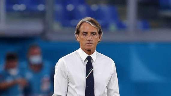 """Italia, Mancini: """"Vittoria dedicata a tutti gli italiani che soffrono. Contro il Galles niente calcoli"""""""