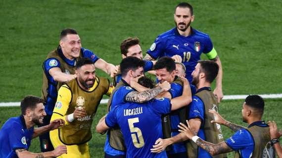 L'Italia è un rullo compressore, asfaltata anche la Svizzera 3-0: Azzurri agli ottavi