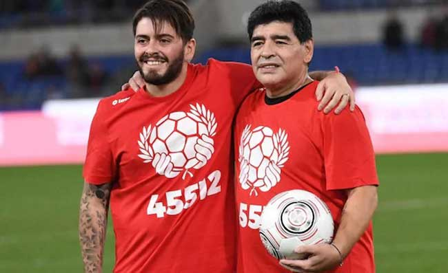 "Maradona jr: ""Francia? Kantè bravo, ma l'Italia ha Insigne! Visto Spinazzola?"""