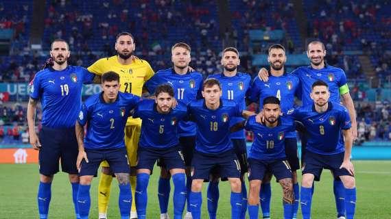 Tmw – Le pagelle dell'Italia: Insigne ancora tra i migliori, ottimi 90′ per Di Lorenzo