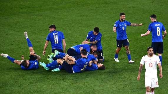 Tris di Immobile: l'Italia vola!
