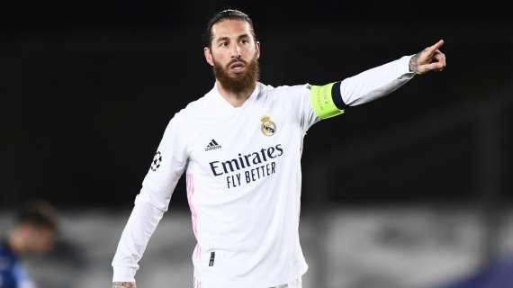 UFFICIALE- Real Madrid, Sergio Ramos lascia i Blancos: domani l'addio in conferenza