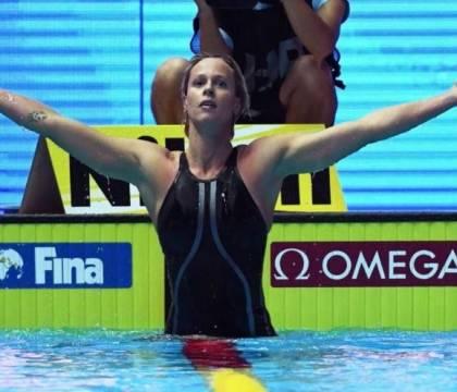 CorSport: Federica Pellegrini è qualcosa di simile a ciò che Raffaella Carrà è stata nello spettacolo