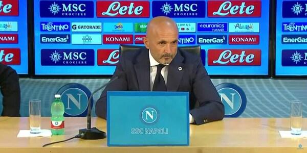 Diretta presentazione Spalletti al Napoli: dove vederla in tv