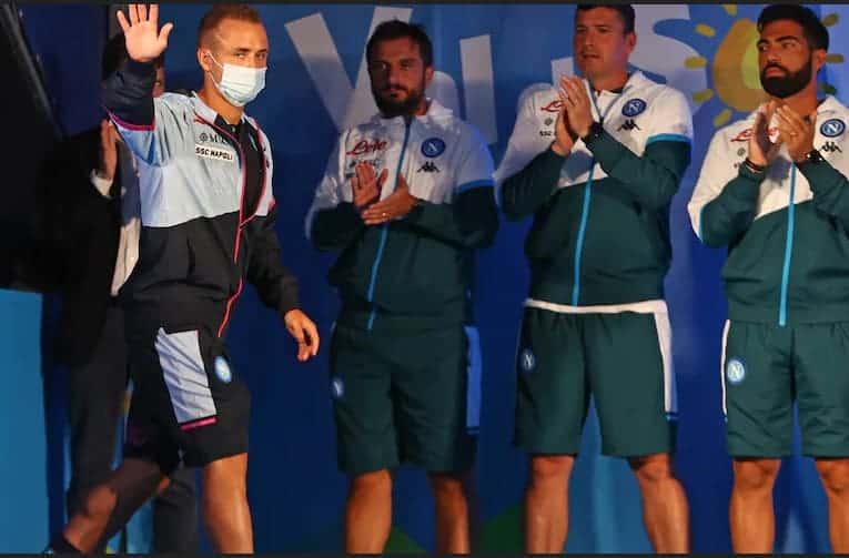 """Fedele: """"Se il Napoli non fa cessioni clamorose può lottare per lo Scudetto. I giovani scelgono altri club per un movito"""""""