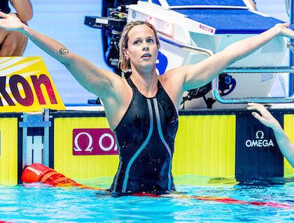 Federica Pellegrini è in finale nei 200 stile libero alla sua quinta Olimpiade