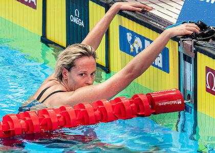 Federica Pellegrini in semifinale col 15esimo tempo
