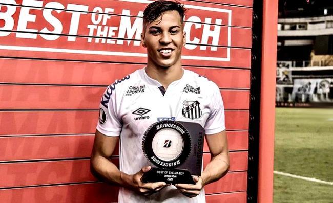 GAZZETTA – Kaio Jorge, niente Napoli: firmato precontratto con la Juventus