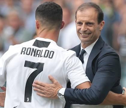 Gazzetta: ieri alla Continassa primo confronto tra Ronaldo e Allegri