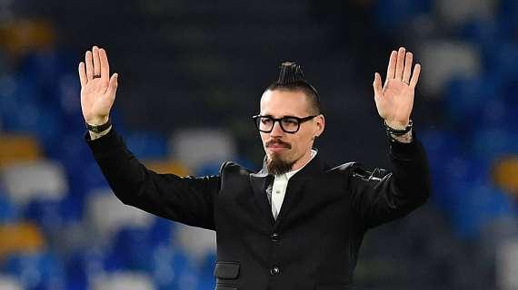 Hamsik compie 34 anni: gli auguri social della SSC Napoli