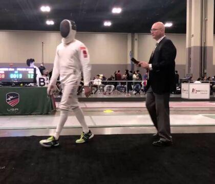 Hazdic lo spadista Usa sorvegliato a vista ai Giochi, sei atlete lo accusano di abusi sessuali