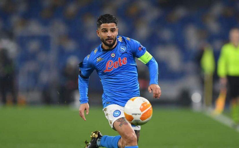Il Napoli apre al rinnovo di Insigne. De Laurentiis chiamerà il capitano