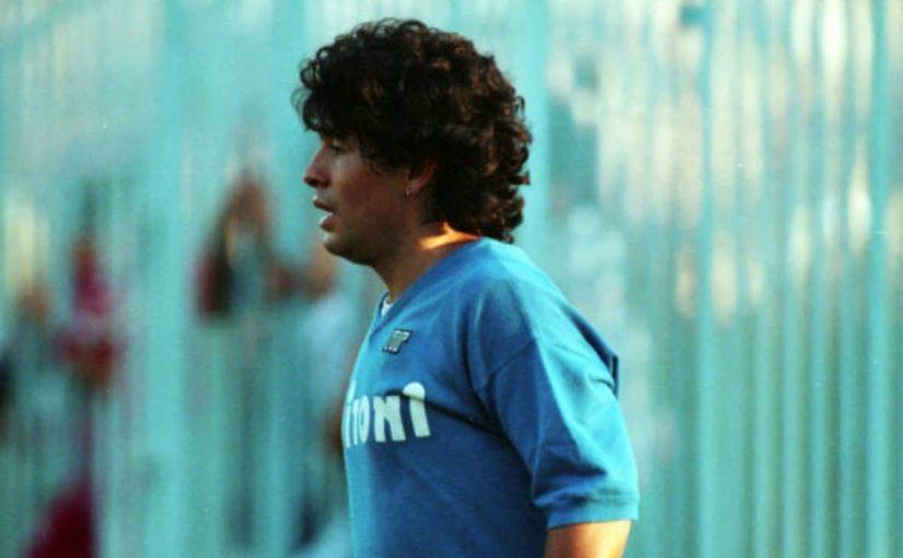 """Napoli, Moser si commuove parlando di Maradona: """"Mi mandò alcune foto…"""" VIDEO"""