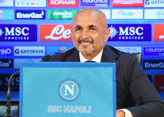 Napoli, Spalletti al lavoro: le date del raduno e del ritiro a Dimaro