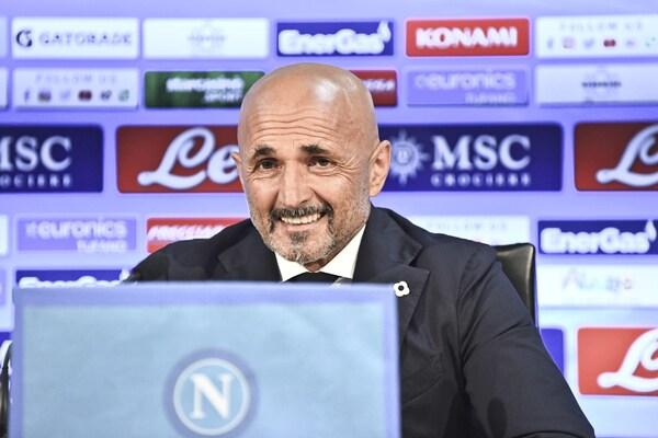 Napoli, la conferenza stampa di Spalletti LIVE