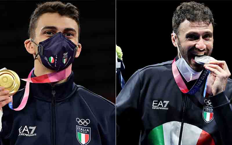 Olimpiadi Tokyo 2020: Dell'Aquila oro, Samele argento