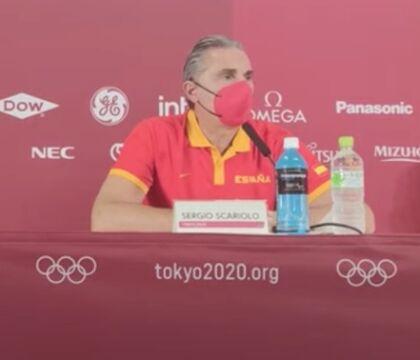 Scariolo attacca l'organizzazione delle Olimpiadi: «Serve rispetto per i giocatori»