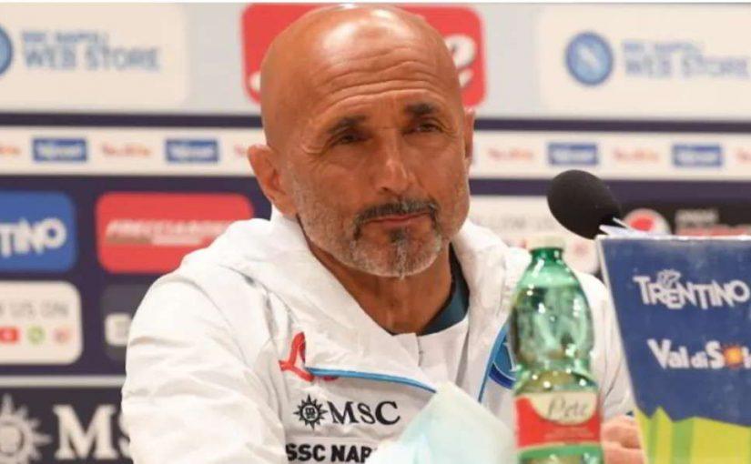 """Spalletti: """"Non ho mai allenato un calciatore  forte come koulibaly . Sarei più che felice se la squadra restasse così, nessuna cessione nessun acquisto"""""""