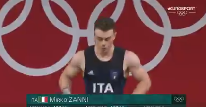 Tokyo 2020, tre bronzi nel medagliere dell'Italia: ciclismo, judo e sollevamento pesi