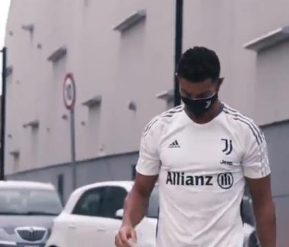 Tuttosport: Ronaldo è tornato alla Continassa, ma non è parso al massimo dell'entusiasmo