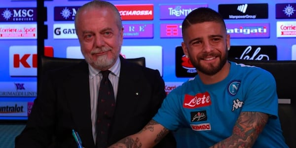 De Laurentiis, complimenti all'Italia: i tifosi del Napoli rispondono