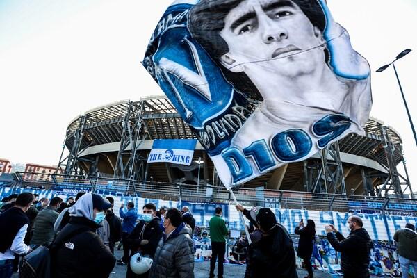 """""""Inaugurazione stadio Maradona? Il Napoli fa polemica politica…"""""""