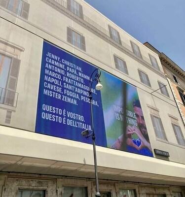 Insigne, che omaggio! A Napoli compare una dedica per celebrare il capitano
