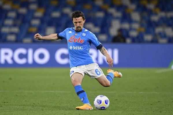 """Mario Rui: """"Napoli, resto e mi gioco il posto"""""""
