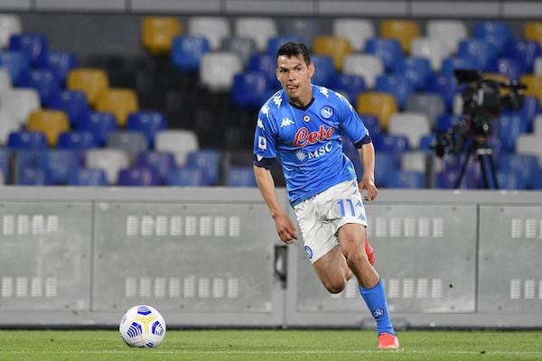 Napoli, Lozano dimesso dall'ospedale