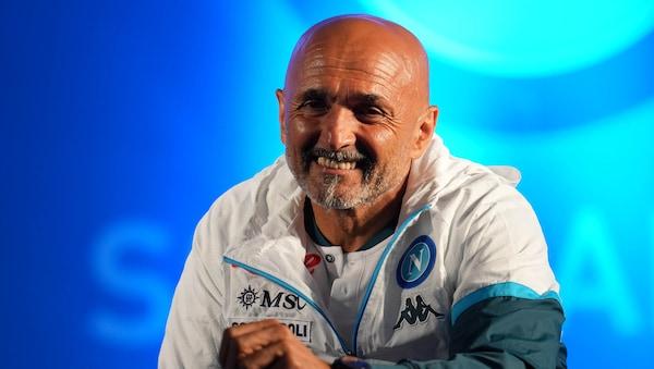 """Napoli, Spalletti su Koulibaly: """"Mi incateno pur di tenerlo"""""""