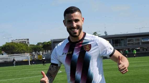 Tutino vicino all'addio: c'è una grande differenza tra Salernitana e Parma