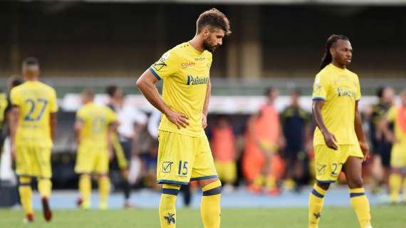 ULTIM'ORA – Chievo out dai professionisti: bocciato il ricorso, il Cosenza torna in B