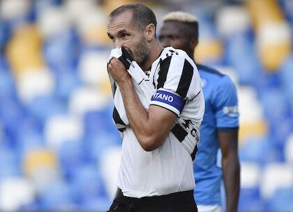 """Chiellini: """"La Juventus ora è una barca in tempesta, ma arriveremo in porto"""""""