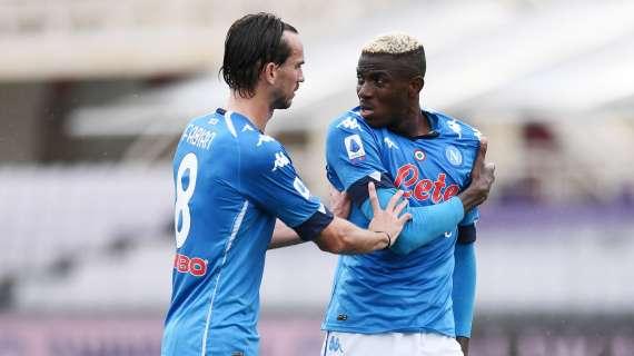 Napoli-Cagliari 2-0, le pagelle: Osimhen devasta tutti, Anguissa ancora super, Zielu cresce