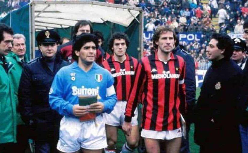 Napoli contro Inter e Milan: una sfida che mancava dai tempi di Maradona
