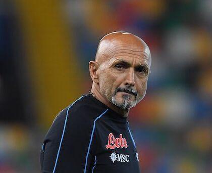 Spalletti: «Chi non si sente titolare a entrare a partita iniziata non può fare il titolare neanche dall'inizio»