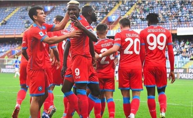Sampdoria-Napoli nell'analisi statistica. Tra Anguissa il maratoneta e Fabian il cecchino