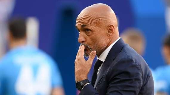 """Spalletti: """"Il ko col Benevento ci ha creato grande disturbo, quando hai quella maglia fai sul serio anche in allenamento"""""""