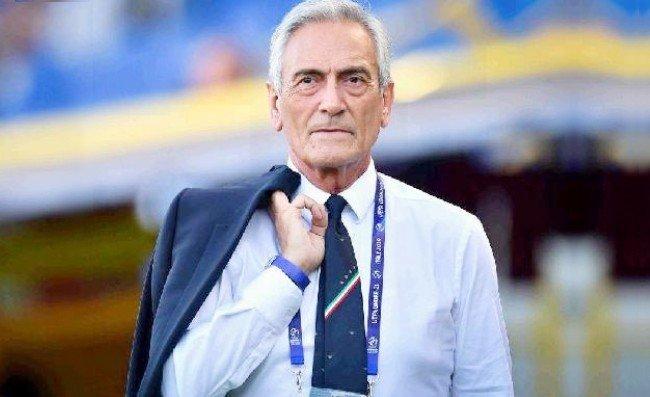 """FIGC, Gravina: """"Plusvalenze sospette? Non possiamo intervenire, l'indagine è solo conoscitiva"""""""