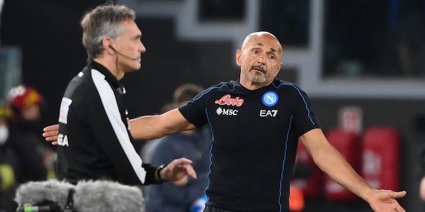 """Napoli, Uliveri: """"Rosso a Spalletti? Gli arbitri hanno ragione"""""""